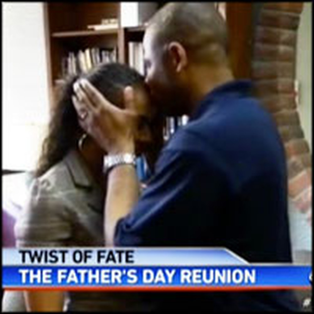 God Reunited Father and Daughter at Church