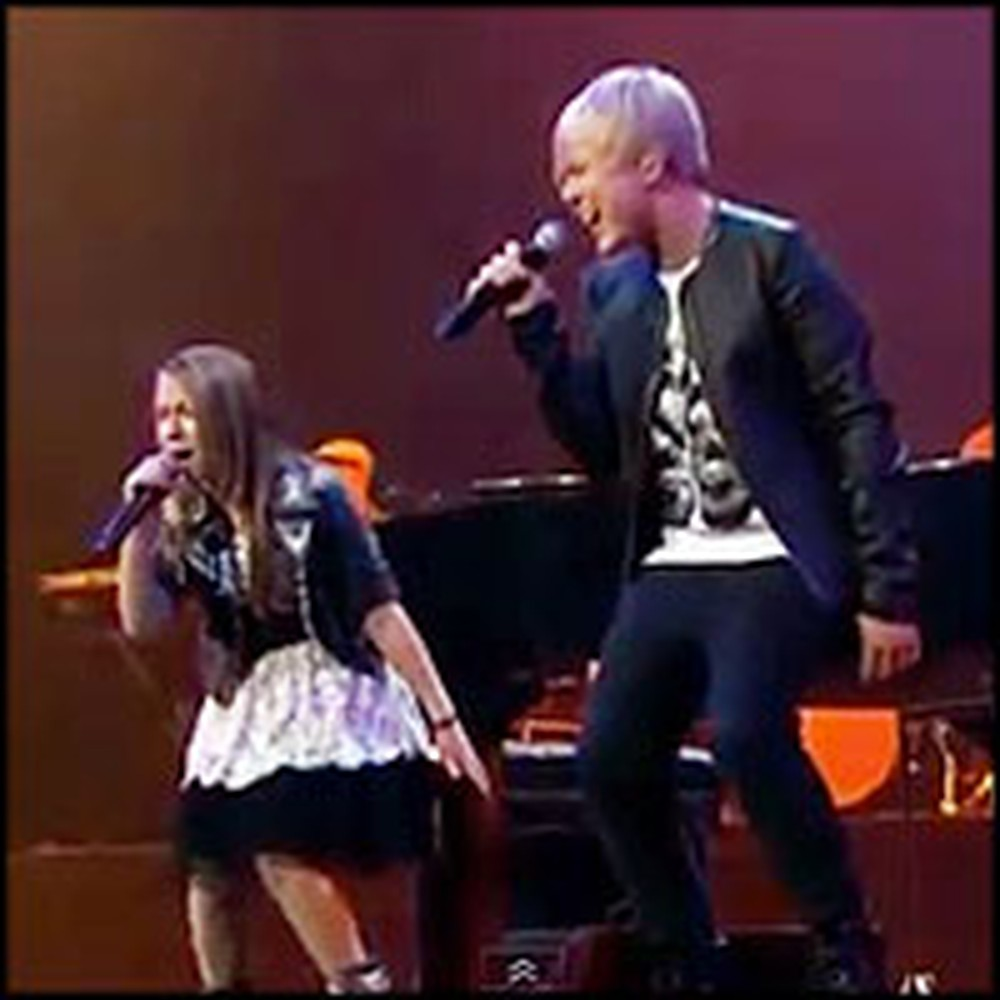 Child Singing Sensations Perform an Epic Adele Duet