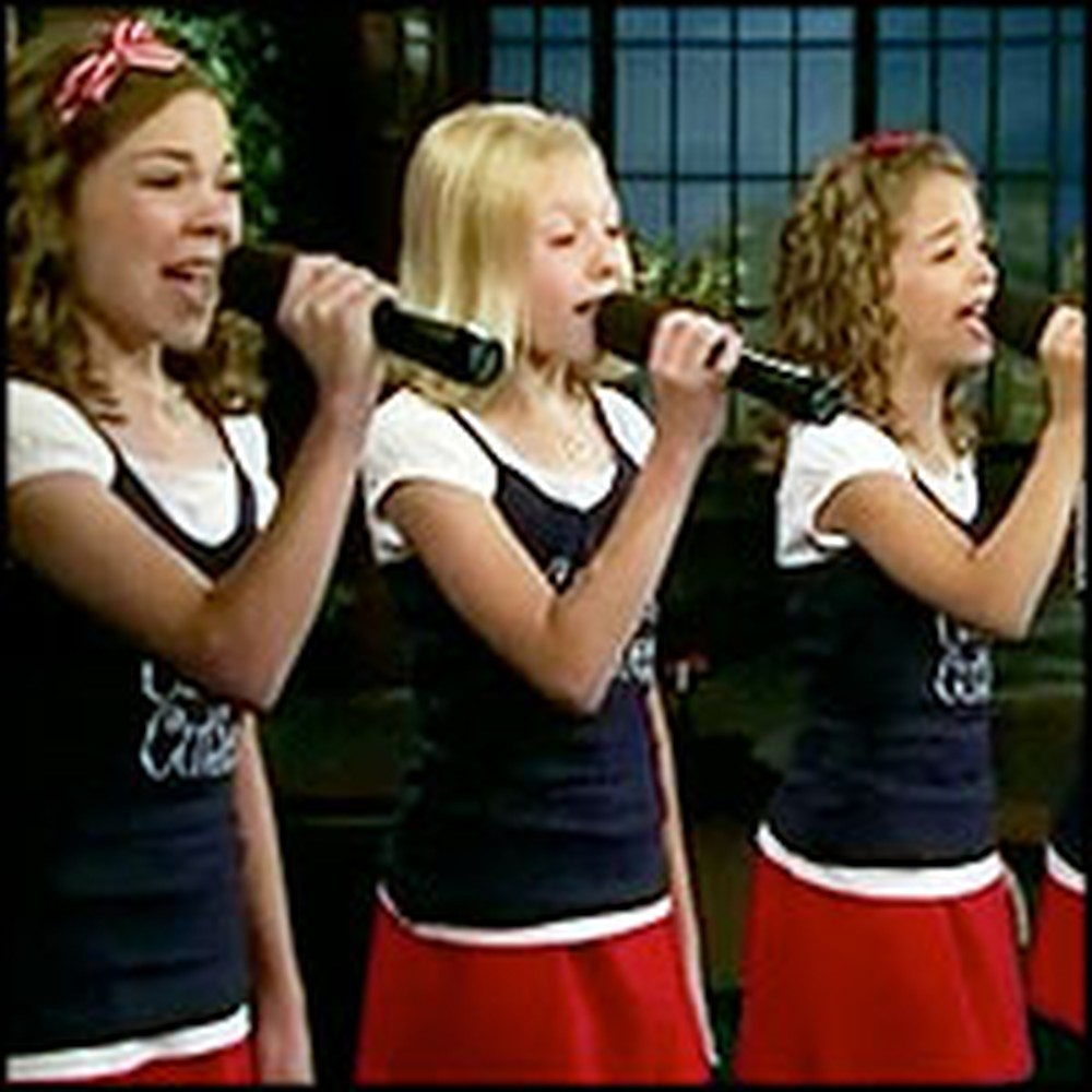 Cactus Cuties Beautifully Sing the National Anthem, Happy 4th of July!