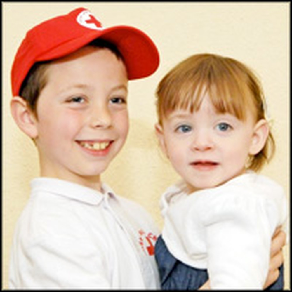 Brother Saves His Sister's Life Countless Times - a Real Guardian Angel!
