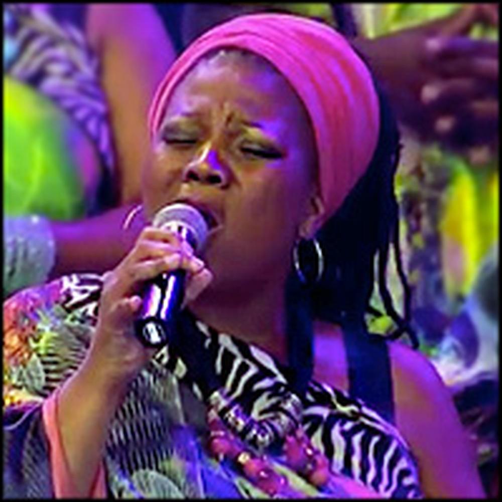 Award-Winning African Gospel Choir Sing a Breathtaking Version of