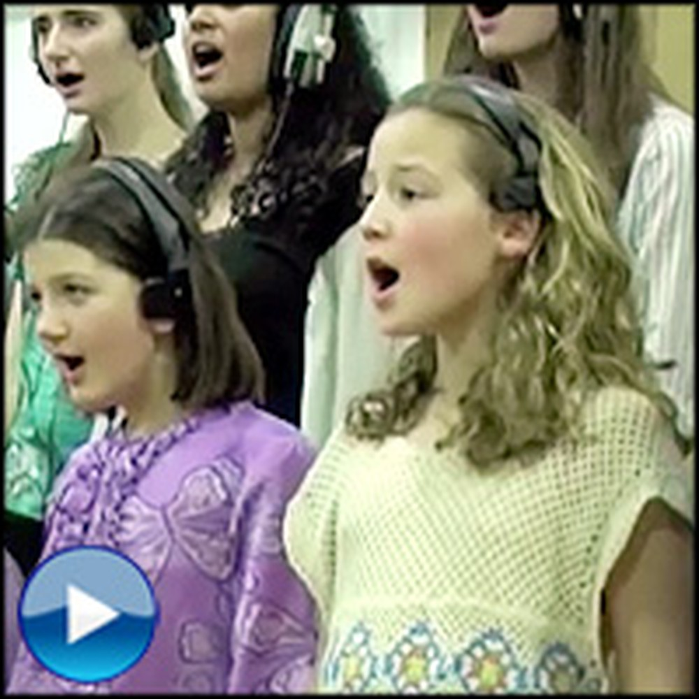 Talented Children's Choir Will Wow You With a Performance of a Hit Song