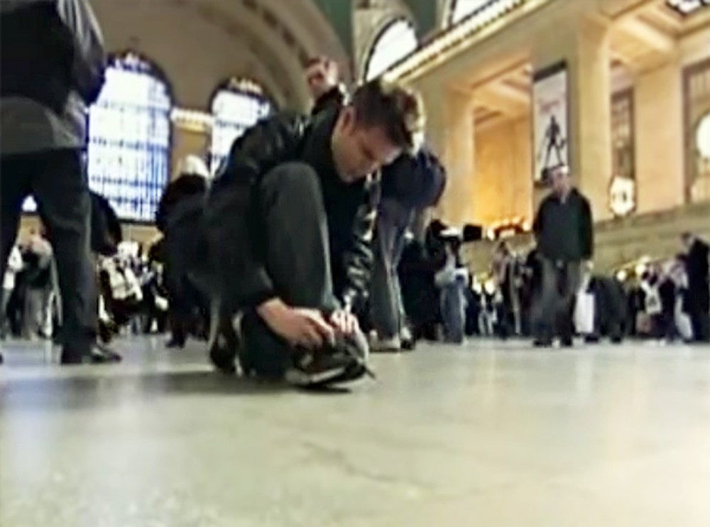 What Hundreds of People Did in Grand Central Station Will Amaze You!
