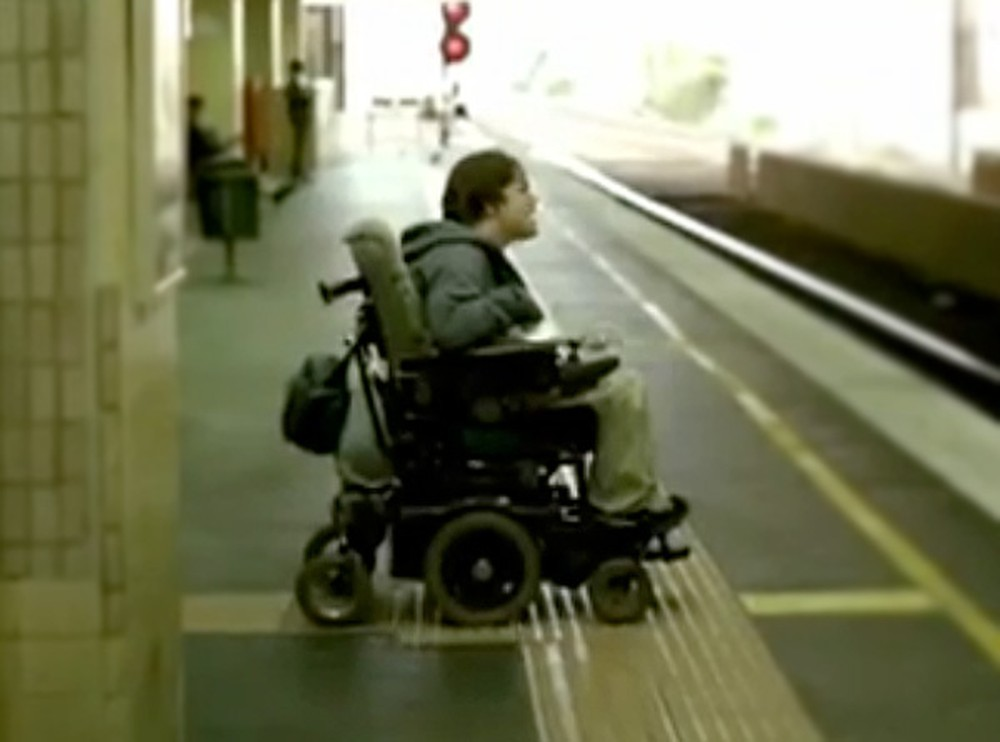 Do You See the Person... or the Disability? Watch This Incredibly Moving Video.