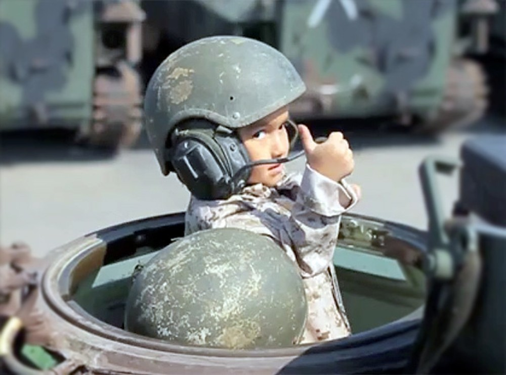 What These Marines Do for a Little Boy With Cancer Will Deeply Touch You
