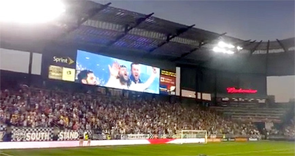 What Happened During the National Anthem at This Game Will Give You CHILLS.