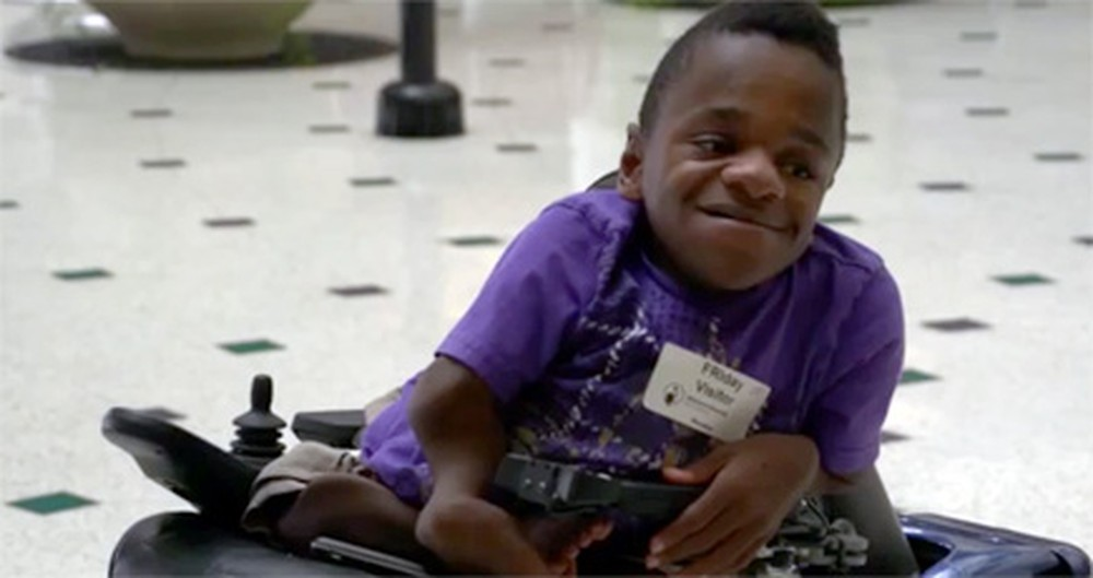Engineering Students Give Disabled Boy a Priceless Gift - Normalcy.