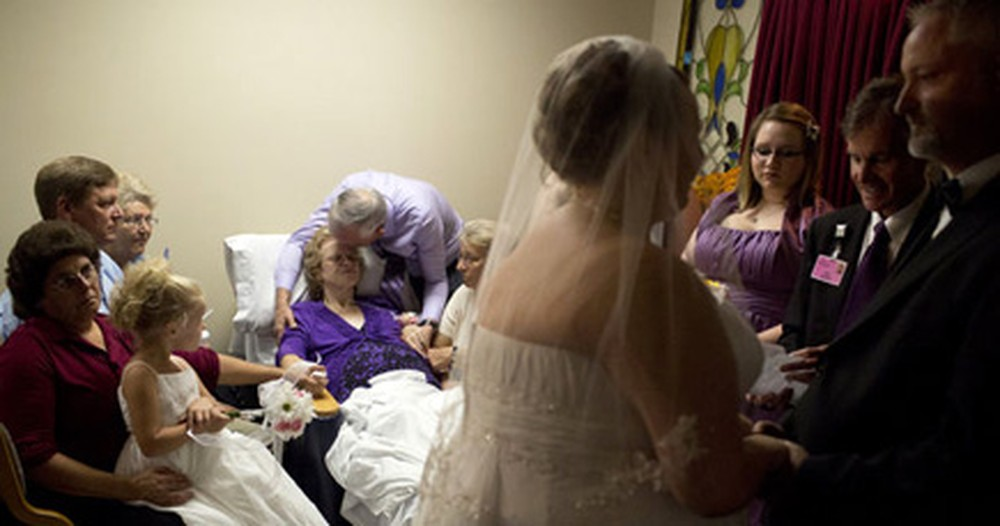 The Reason Why One Bride Canceled Her Wedding Plans Will Tug at Your Heartstrings.