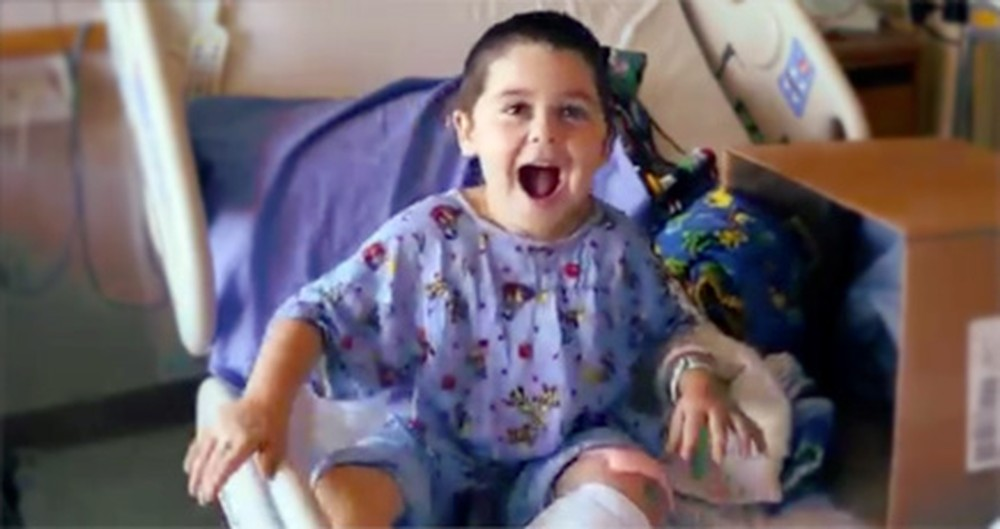 A Group of Sick Children Made the Most Heartwarming Music Video, WOW