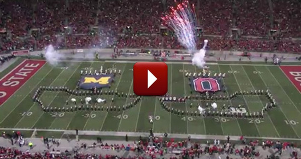 Marching Band Puts on Incredible Half-Time Show You NEED to See