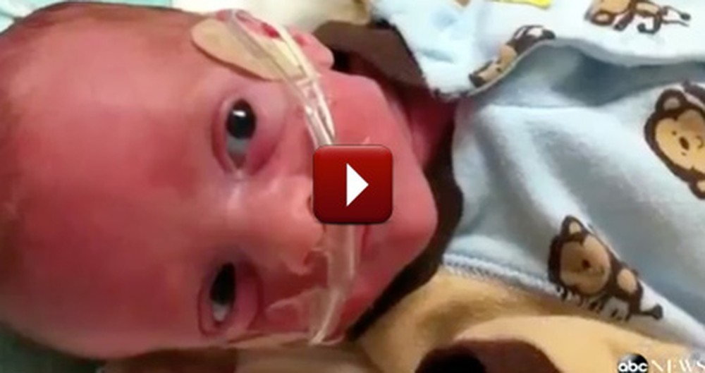 What One Mother Did to Save Her Miracle Baby is Amazing - a True Act of Love