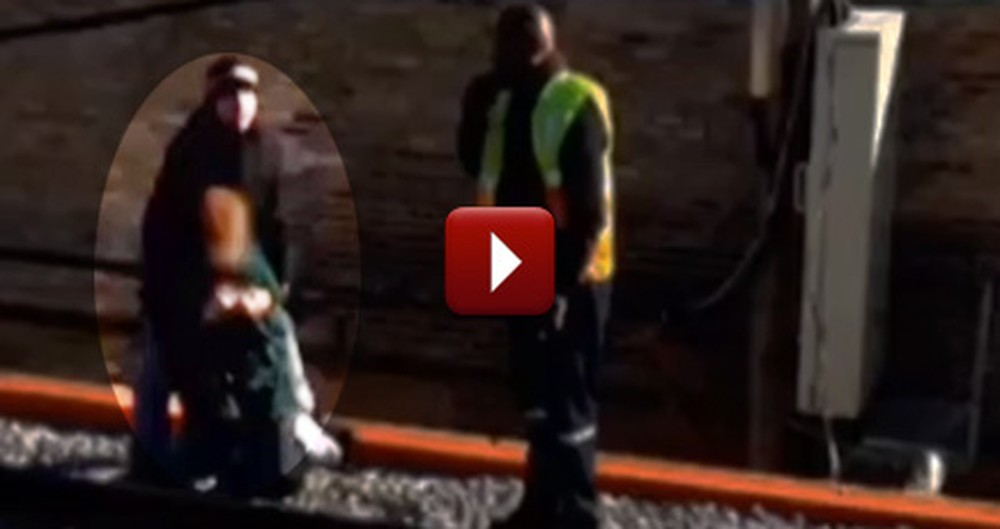 Veteran Spots Woman Attempting to Take Her Own Life and Stops Her - Amazing Rescue