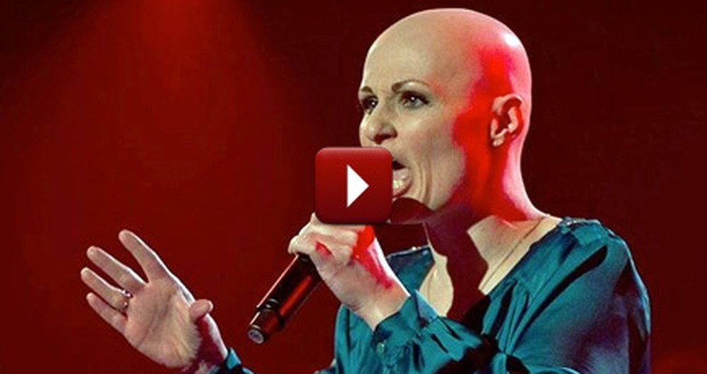 Girl Who Lost Her Hair at Age 21 Stuns Judges - So Moving