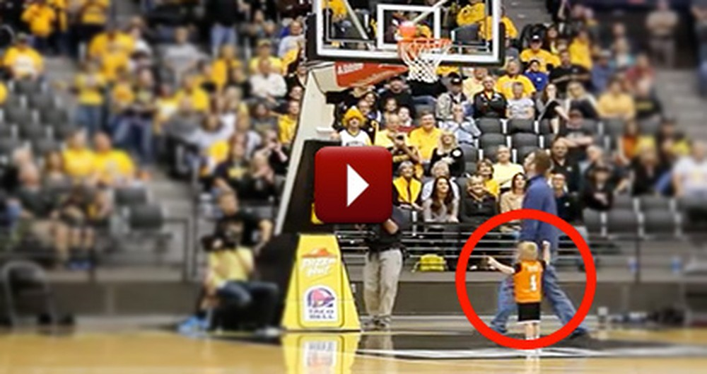 Little Titus Can Complete Trick Shots So Awesome, He Even Shocks Celebrities