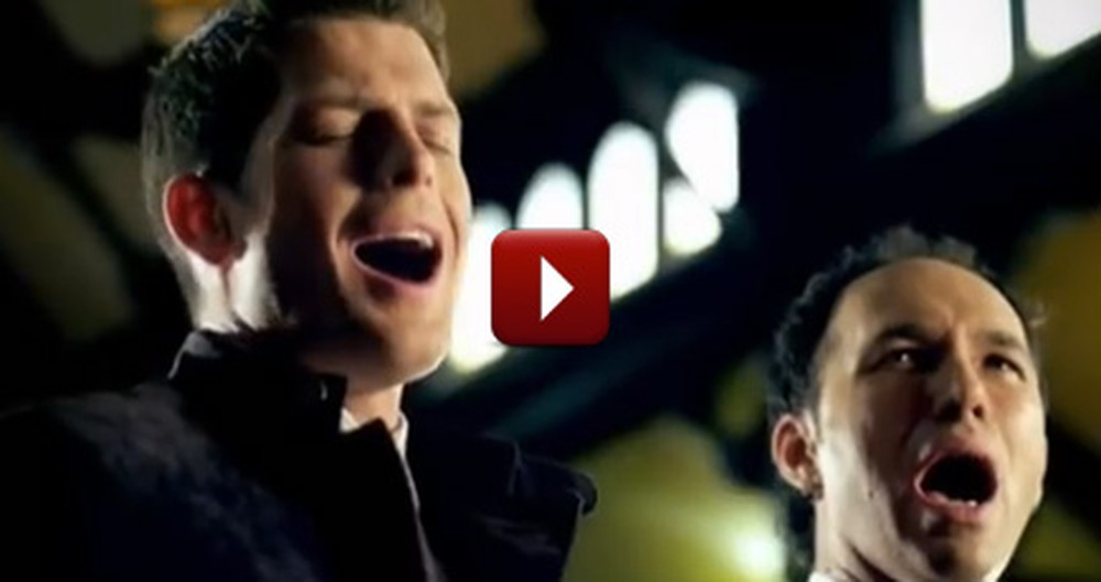 The Canadian Tenors Sing an Incredible Version of O Holy Night