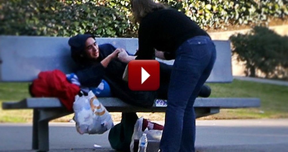 What Happened for These Homeless People on Christmas Will Make You Tear Up