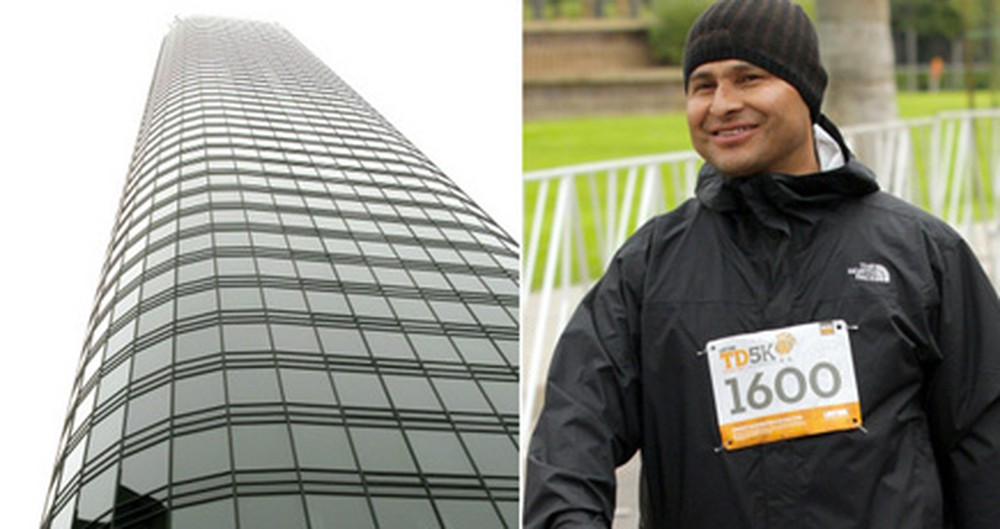 God Saved This Man When He Fell From a Skyscraper. Now, He is Doing God's Work.