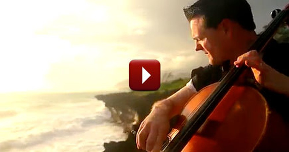 Be Overwhelmed by the Beauty of This Somewhere Over the Rainbow Cover