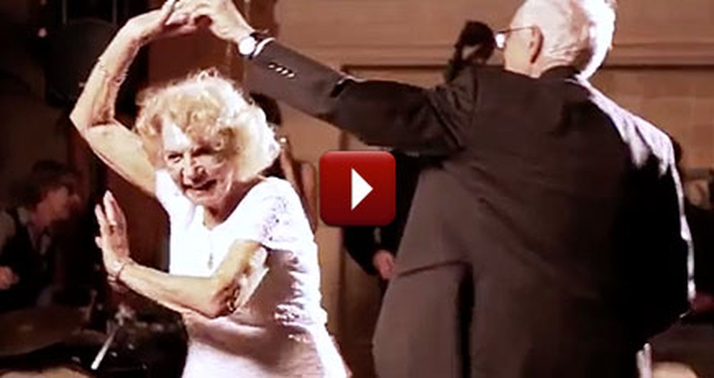 This 90 Year-Old Couple Found the Secret to Staying Young - Inspirational