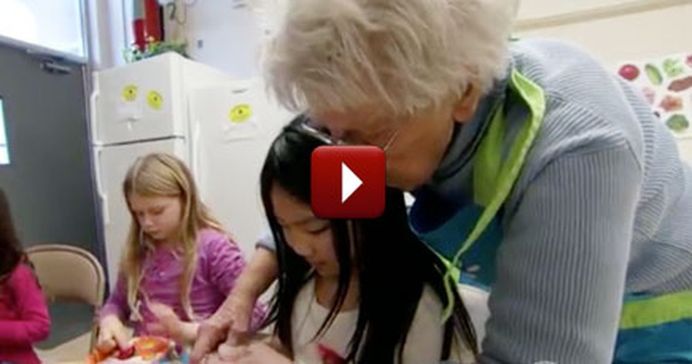 The Spirit of This 100 Year-Old Teacher Will Inspire You to Do Great Things