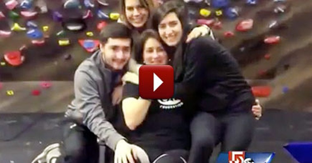 Double Amputee Mother Shows Her Kids the Boston Bombing Couldn't Keep her Down