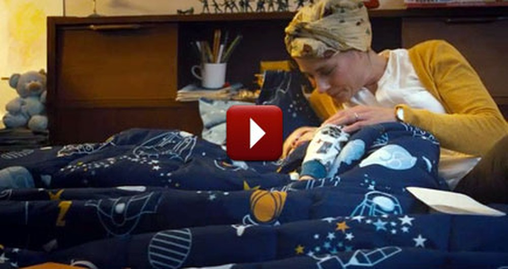 Tearjerking Video About a Mother's Love is Going to Move You Deeply