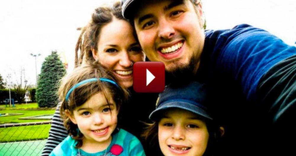 Inspirational Last Moments of a Dying Man and His Family