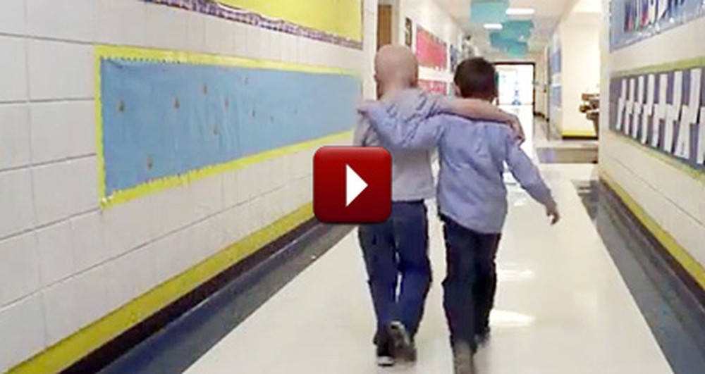 A 1st Grader's Act of Kindness Just Restored Our Faith in Humanity