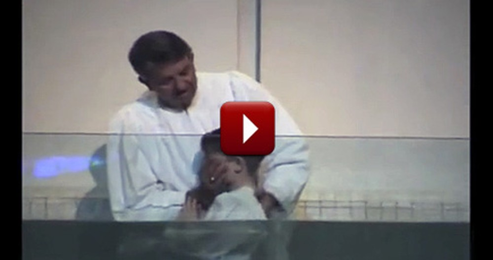 Compilation of the Best Funny Baptisms
