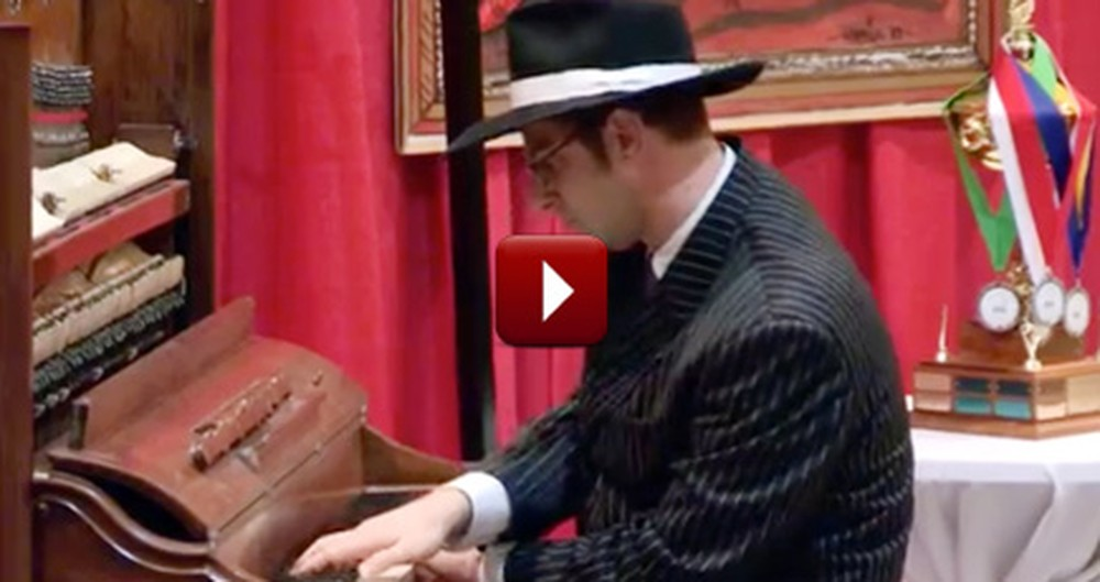 Musician Puts a Unique Spin on a Classic Song You'll Never See Coming
