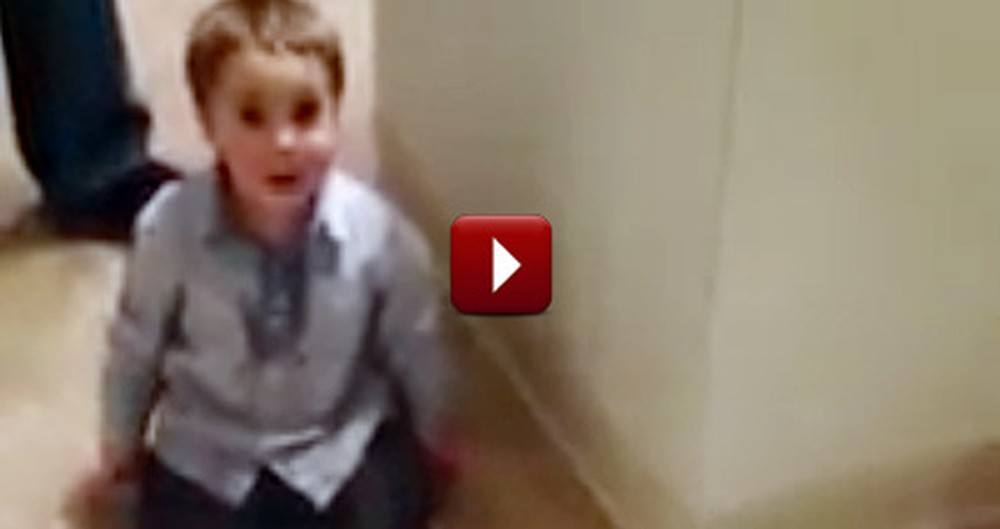These Boys Didn't Cry Over Spilled Milk, But They Did Something Worse - LOL