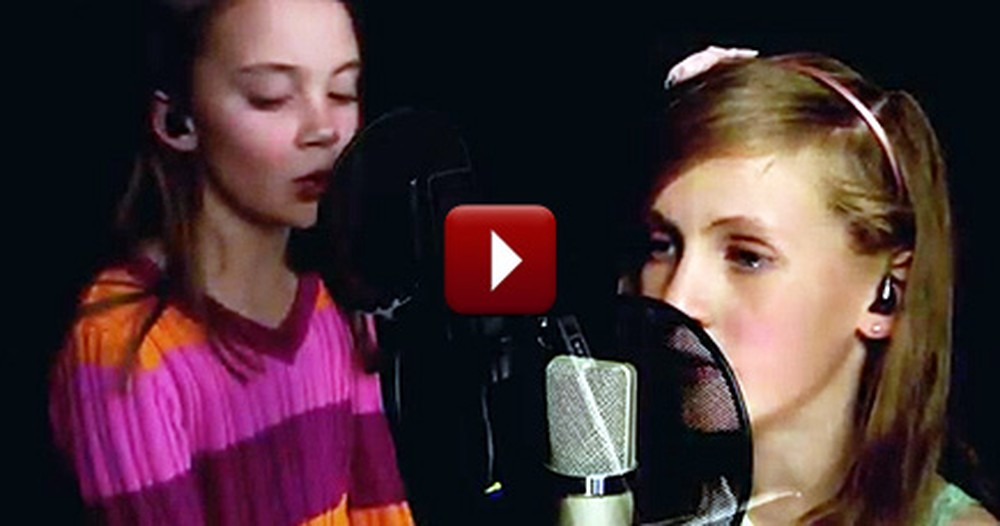 Children Celebrate God's Creation by Singing Something That'll Give You Chills
