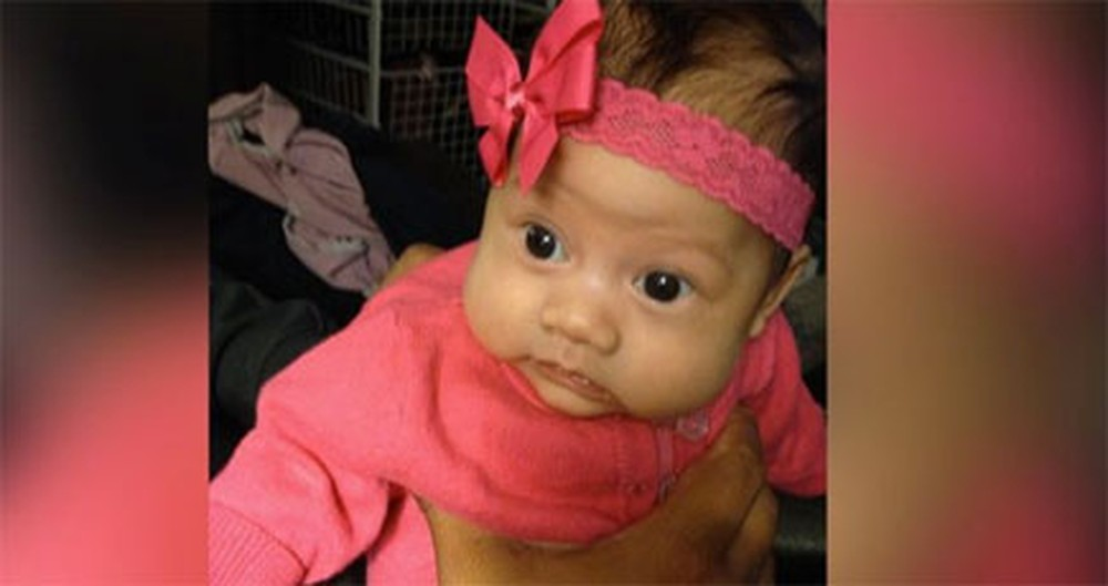 A Baby Born Without Blood was Saved by her Mother's Instincts - Amazing