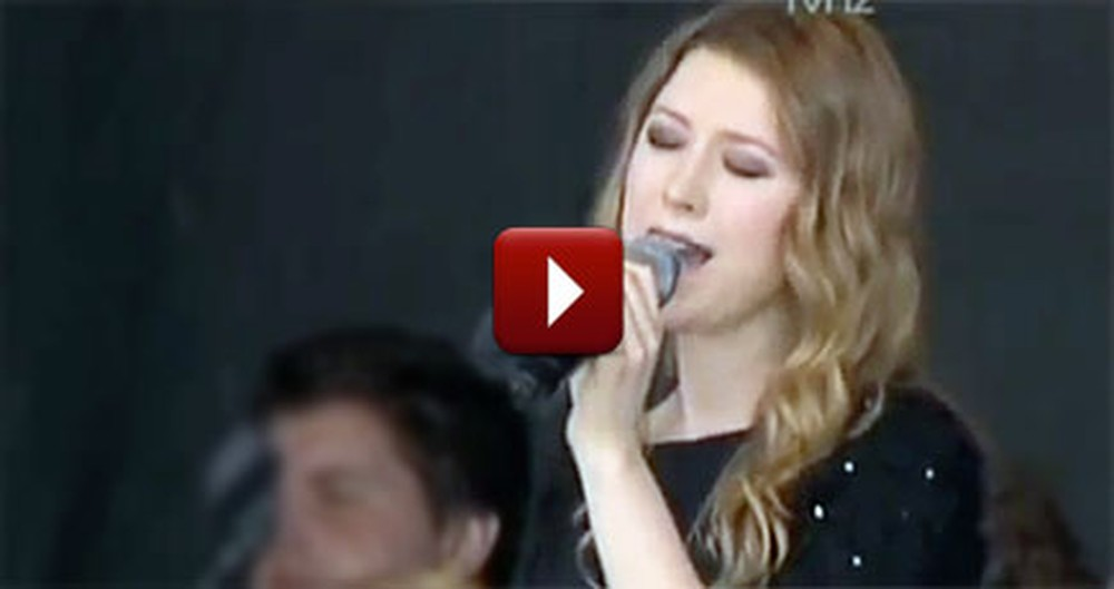 Listen to This Anointed Version of Amazing Grace by Hayley Westenra