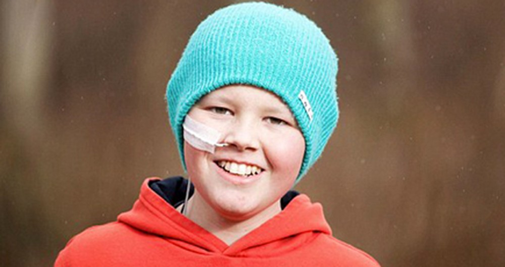 Young Cancer Patient Planned his Own Funeral . . . Then He Got Miraculous News!