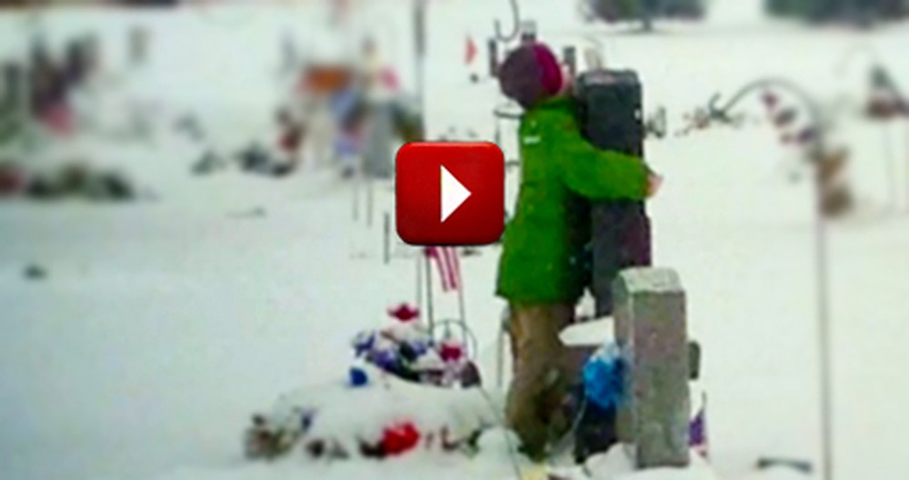 Young Boy Pays it Forward in Honor of His Late Soldier Dad -- This is a Tearjerker!