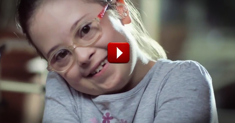 People With Down Syndrome Share an INCREDIBLE Message We ALL Should Hear