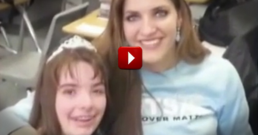 This Paralyzed Prom Queen's Act of Kindness Will Melt Your Heart
