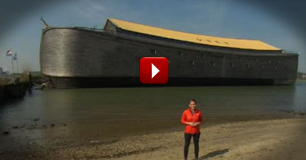 This is the Stuff Dreams Are Made of--Literally. You've Got to Meet this Real-Life Noah.