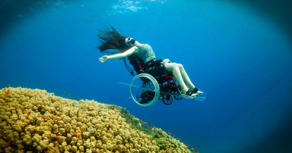 There is No Such Thing as 'Disabilities' and These Stunning Pictures Prove It!