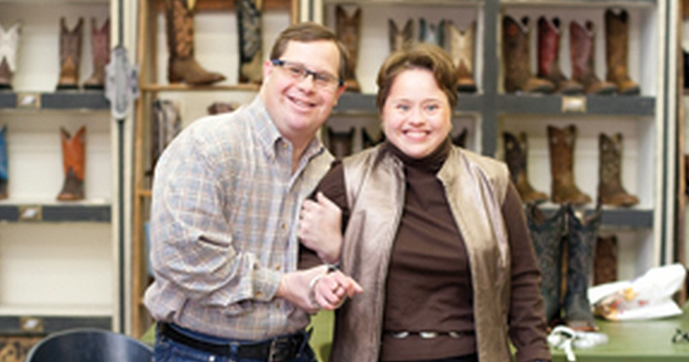 Couple with Down Syndrome Defy Odds and Plan to Marry