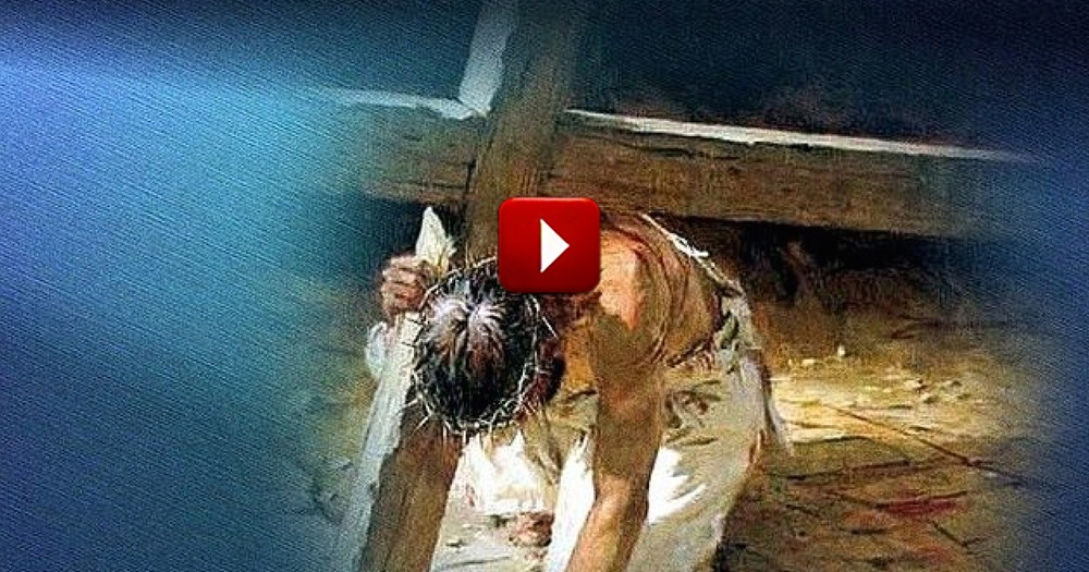 A Little Boy Sneaks Away and Witnesses the Crucifixion of Christ - This is Such an Eye-Opener!