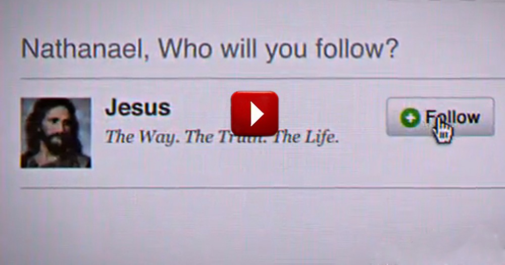 Follow Jesus - the Powerful Easter Video You Need to See