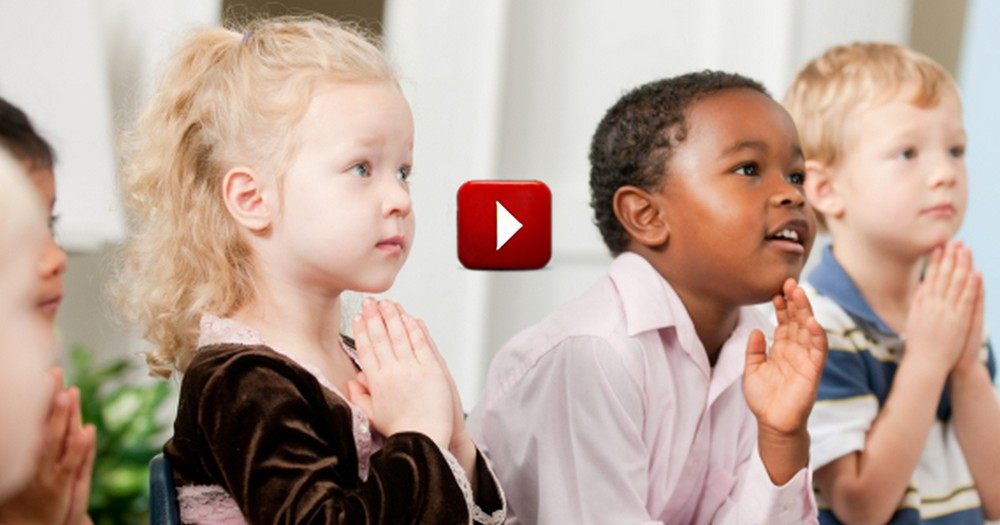 Get A Few Chuckles From These Church-Going Kiddos