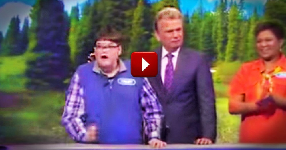 This Man Is The Most Amazing Game Show Contestant EVER. His Joy Is Contagious!