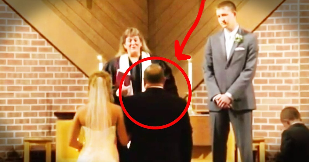 What This Father Shared At The Altar Had Me Crying a River. . . And Saying AMEN!