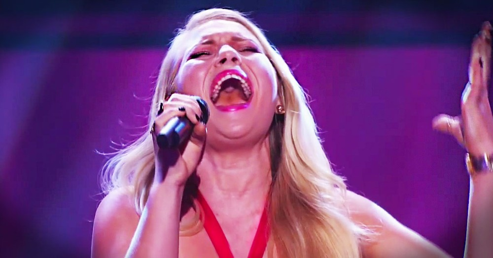 Only :56 Seconds In She NAILED This Gospel Hit. And Left The Judges Saying, 'What'!