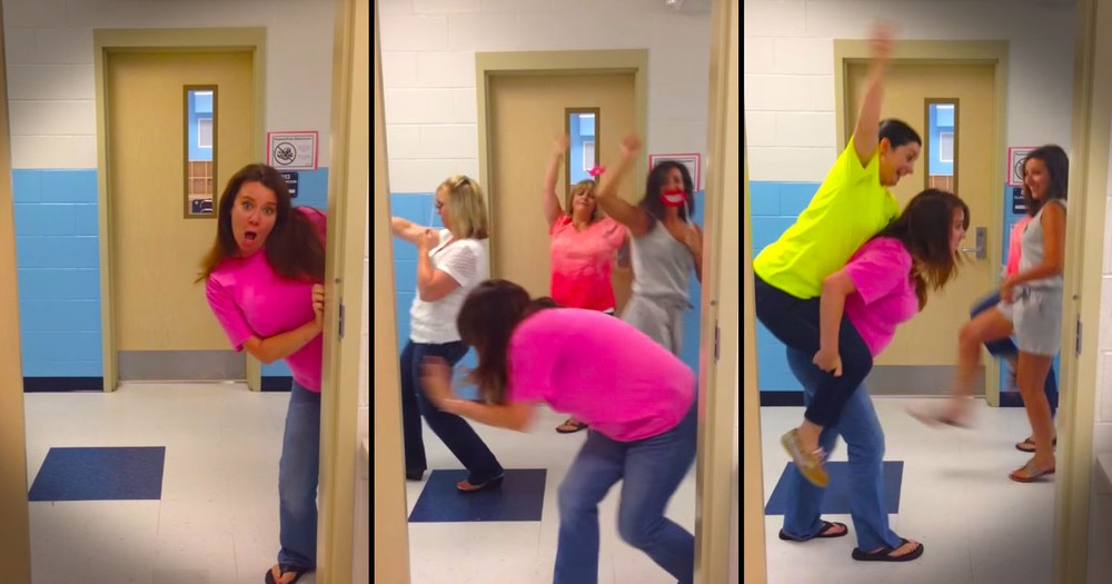 These 7 Teachers Surprised Everyone With THIS! See What They Did When The Students Left.
