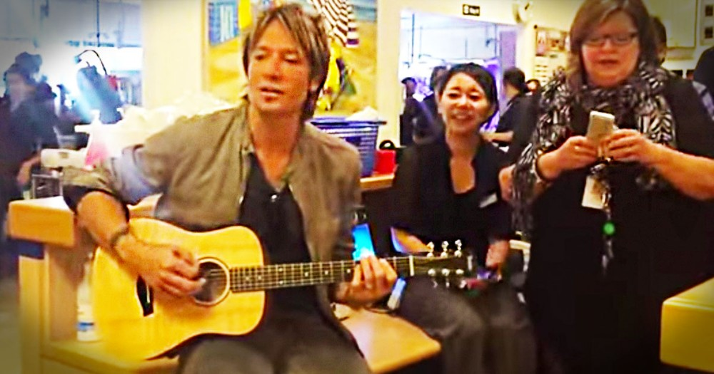 These Celebrities Thrilled Patients With A Surprise Performance. You'll LOVE The Song They Chose!
