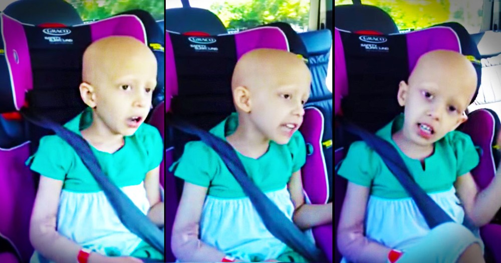 This Tiny Fighter Won A Huge Battle. Now She's Singing HER Story, And Nothing's Ever Been Cuter!